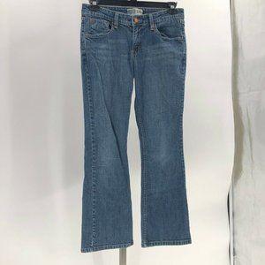 Levi's signature low rise bootcut jeans sz 8 short